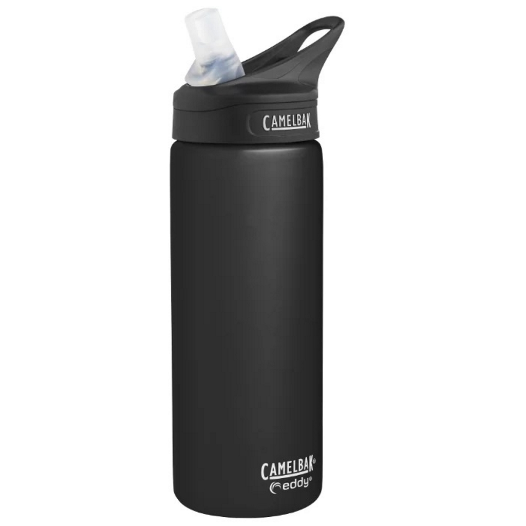Бутылка CamelBak eddy® Vacuum Insulated Stainless 0,6л Raven